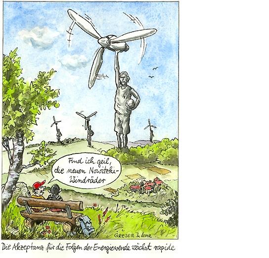 Windräder für alle