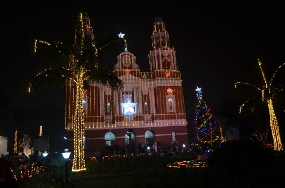 Catholic Church in Delhi, Christmas Eve 2011